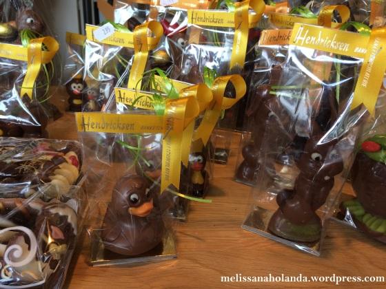 Imagens diversas de chocolate- arquivo pessoal