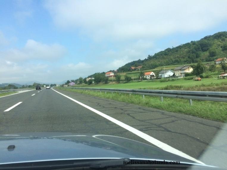 Estrada na Alemanha