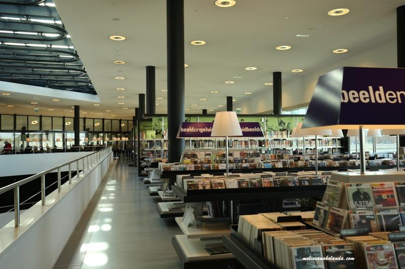 Biblioteca Almere 3