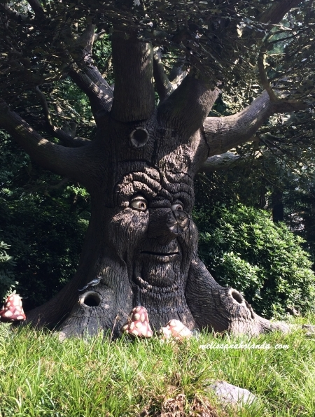 Árvore falante - Efteling