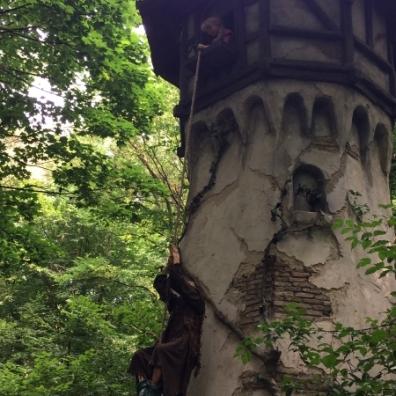 Rapunzel - Efteling (1)